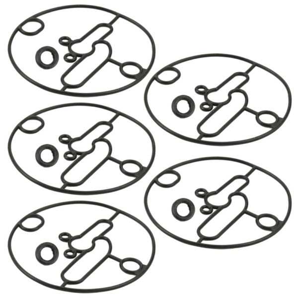 Pack of 5 Float Bowl Gasket for Cub Cadet Snow Thrower 945SWE 933SWE