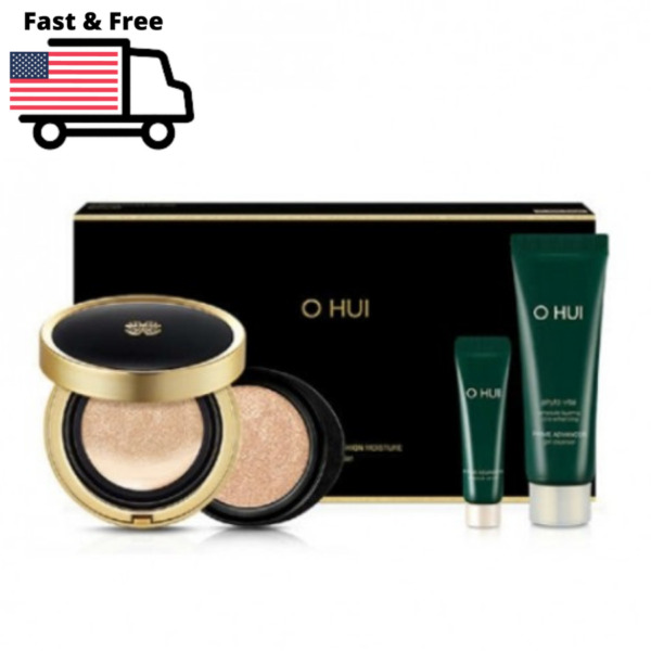 OHUI Ultimate Cover Cushion Moisture Special Set $59.86