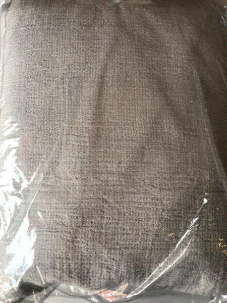 Pottery Barn Natural Gray Soft Cotton Duvet Cover King Cal King $99.99