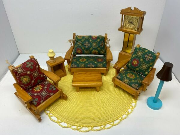 PERT PAT DOLL FURNITURE FOR 8 1 2quot; 10quot; DOLLS SOLD quot;AS ISquot; $120.00