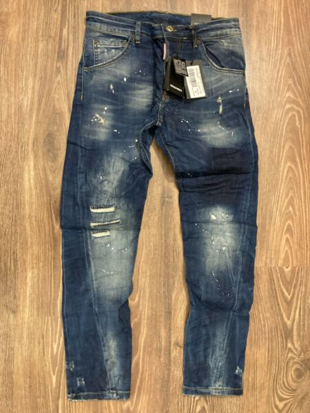 Dsquared Jeans Slim Fit Sz. IT44 31in $80.00