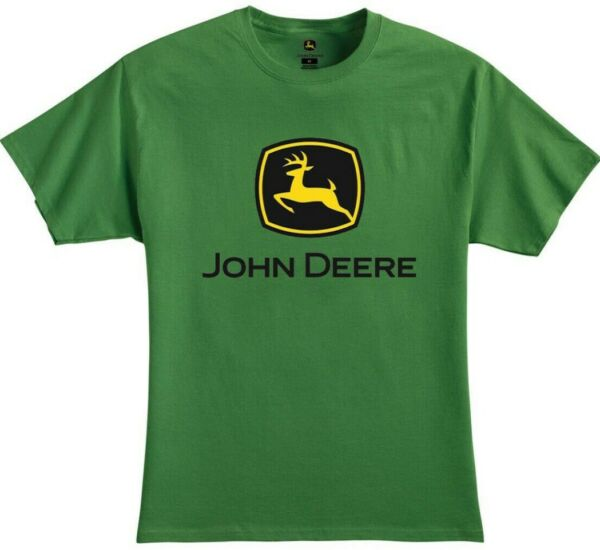 John Deere Custom Green T Shirt