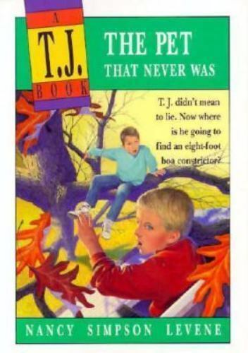 The Pet That Never Was TJ Book $4.04