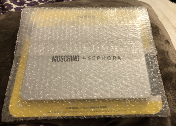 moschino amp; sephora laptop palette Brand New In Original Packaging $99.00