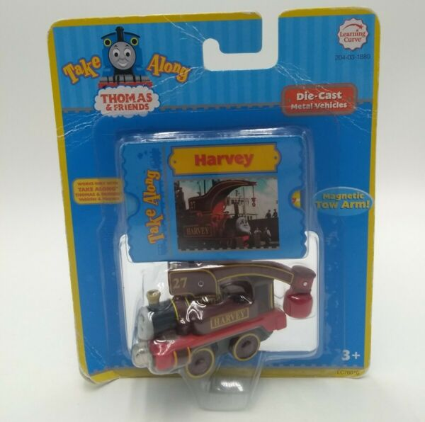 Take Along Thomas The Tank Engine Harvey amp; Friends Die Cast #27 2006