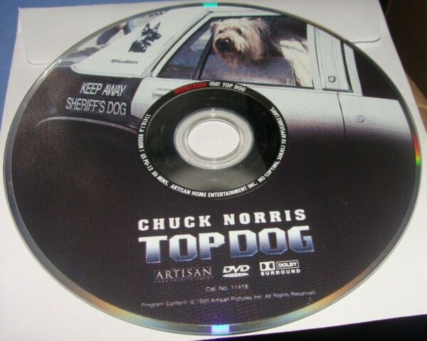Top Dog DVD $5.50