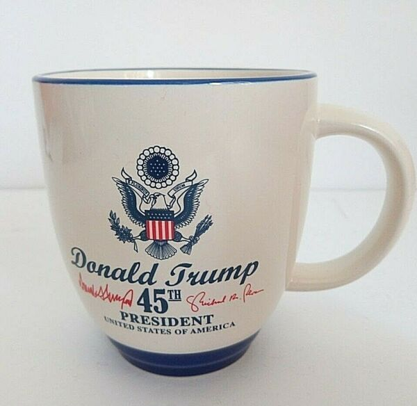 MAGA Make America Great Again 45th President Donald Trump Coffee Mug Cup $17.99