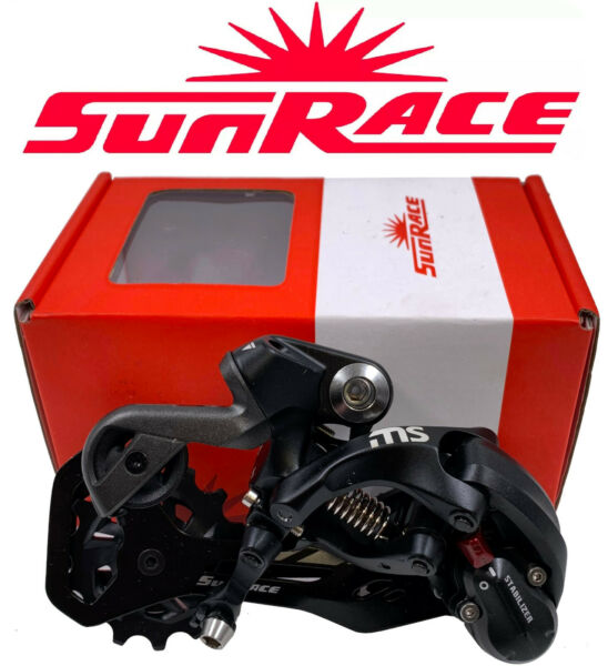Sunrace RDMS30 Mountain Rear Derailleur fit 10 amp; 11 Speed Shimano or 12 sp SRAM $79.90
