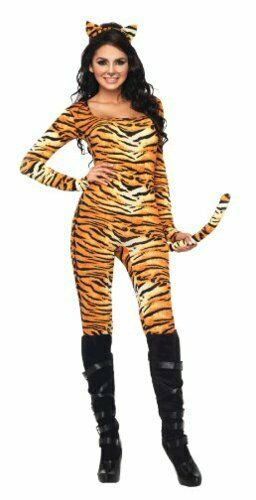 Costumes for All Occasions UA83895SD Tigress Sm Med Multicoloured Size Sm Med $9.99