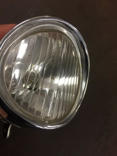Vintage Union Bicycle Head Light 1960s 1970s From Schwinn Bike $32.00