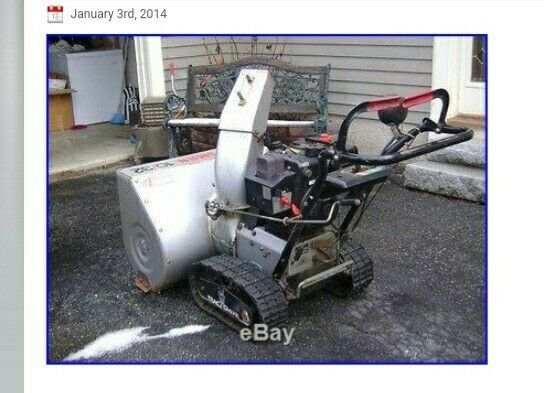 Craftsman Electric Start 10hp 32quot; Snowblower