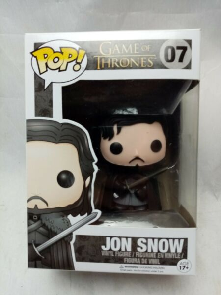 Funko Pop Game of Thrones John Snow 07