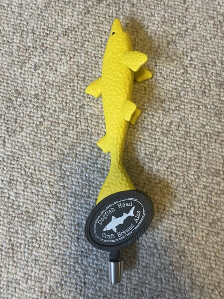 Dogfish Head Tap Handle Used But Great Condition