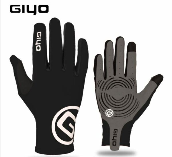 Full Fingered Mountain Bike Racing Gloves Bike Riding Hand Gloves Motorcycle $15.00
