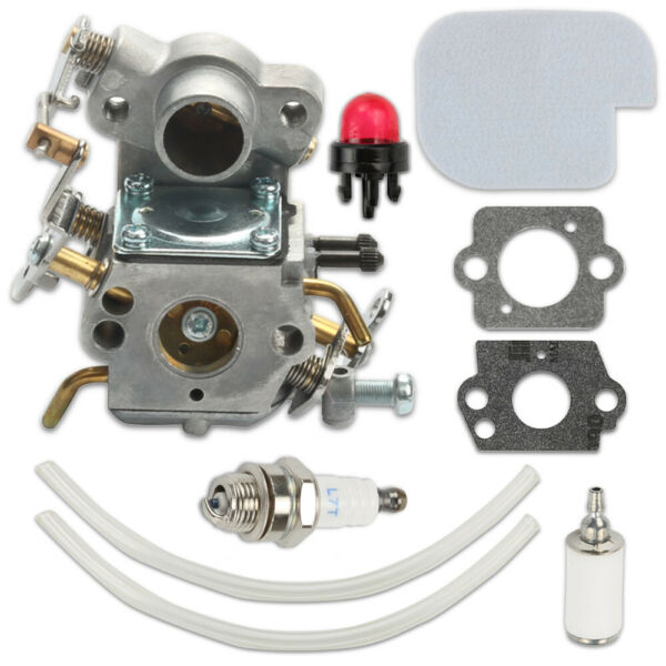 Carburetor Kit for Poulan Pro PP4218A 18quot; 42CC Gas Chainsaw $14.22