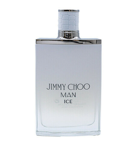 Jimmy Choo Man Ice by Jimmy Choo 3.3 3.4 oz EDT Cologne for Men Tester $28.17