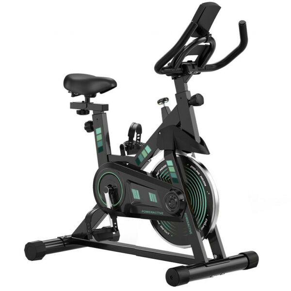 Exercise Cycle Bike Sport Bike Indoor Cycling Bike With LCD Monitor Phone Holder $146.99