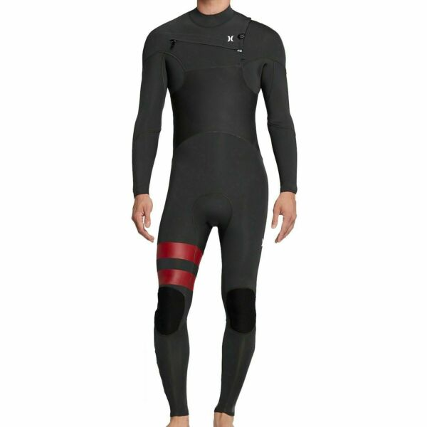 NWT HURLEY Men#x27;s 3 2 ADVANTAGE PLUS CZ Wetsuit 06F SMALL FREE SHIPPING $179.55