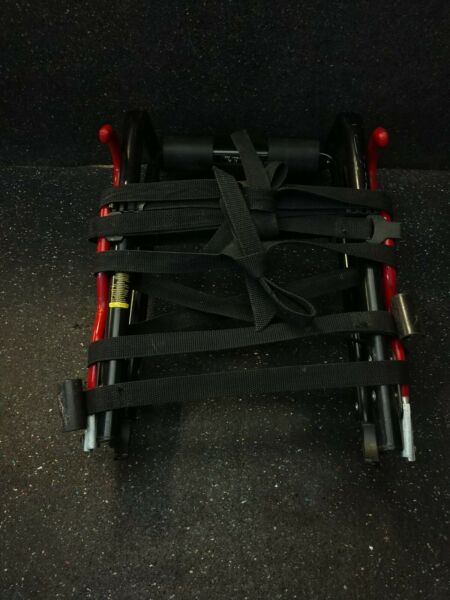 Graber Outback Trunk Mount 2 Bike Upright Bicycle Carrier Rack $50.00