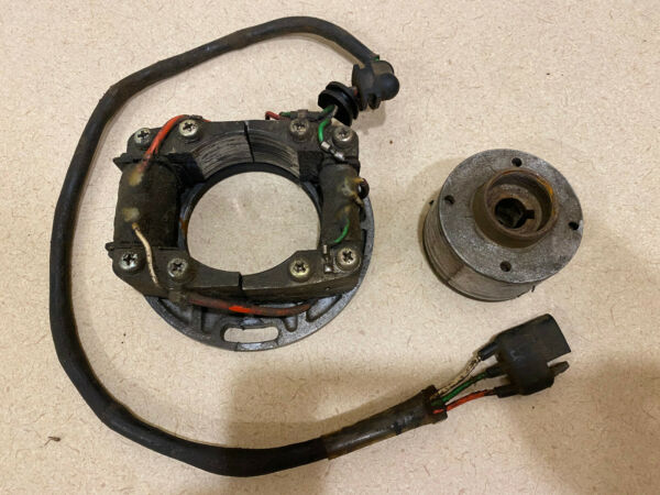 1980 Honda CR125 Ignition Stator with Rotor Used . $59.95