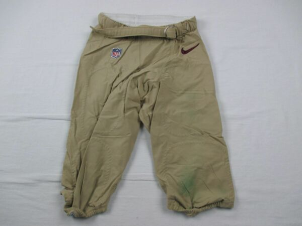 Washington Football Team Nike Football Pants Men#x27;s Used Multiple Sizes