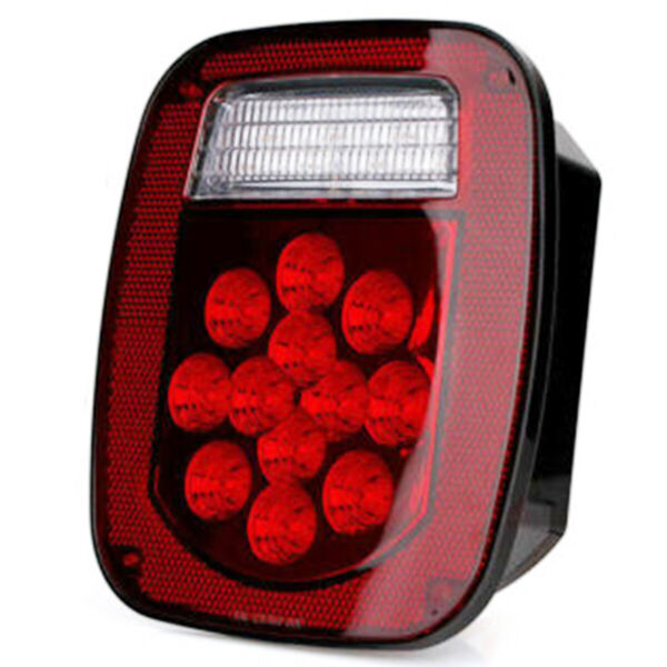 Universal Truck Trailer Brake TailLight Stop Turn Signal 39LED for Kenworth Jeep $27.65