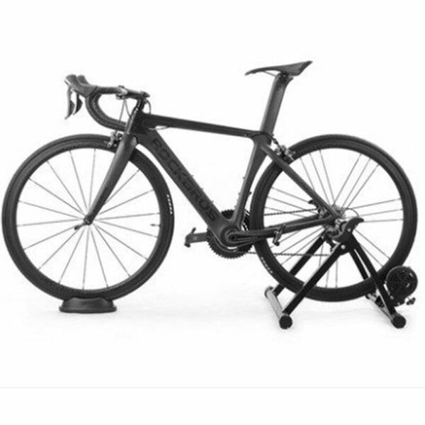 5 Level Resistance Magnetic Indoor Bicycle Bike Trainer Exercise Stand Black $12.99