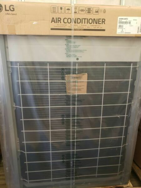 LG MULTI V 5 460V 12 TON OUTDOOR HEAT PUMP amp; RECOVERY ARUM144BTE5 A C $4299.99