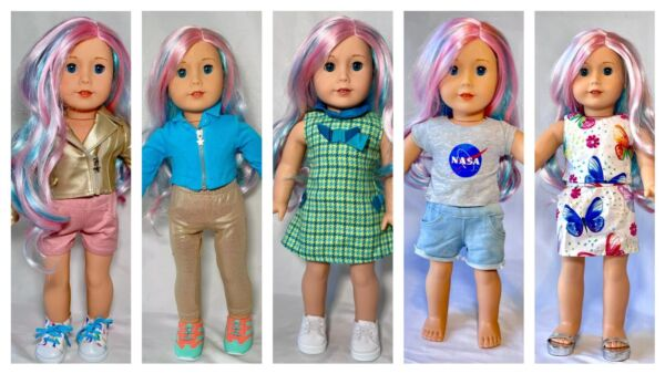 Clothing amp; Accessories Chloe#x27;s American Girl Doll Collection