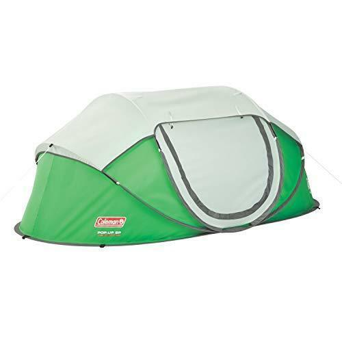 Super Coleman 2 Person Pop Up Tent Lifetime Guaranteed $77.09