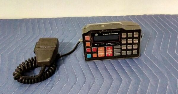 General Electric Mobile Communications S82505 Control Head System w Microphone $674.99