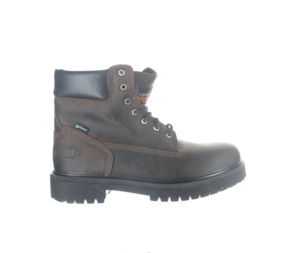 Timberland PRO Mens Direct Attach Brown Work amp; Safety Boots Size 11.5 1736811 $59.49