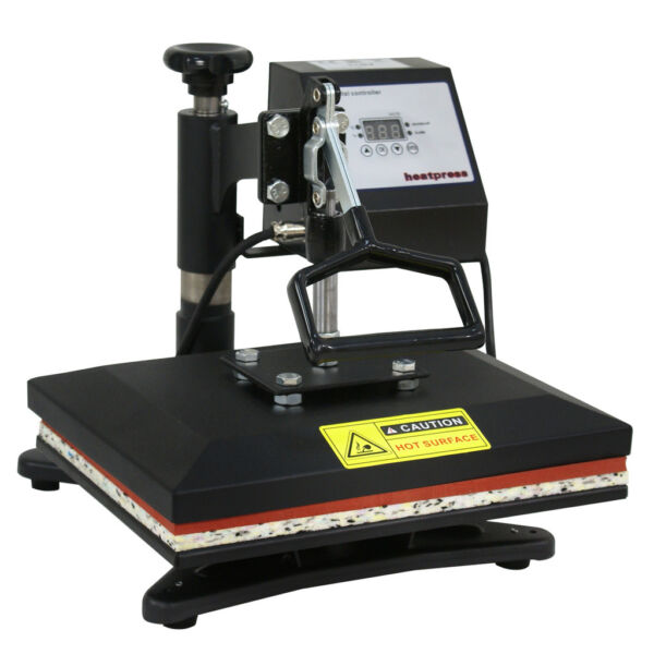 USED 12quot; x 10quot; 360 Degree T Shirt Heat Press Sublimation Transfer Machine $66.99