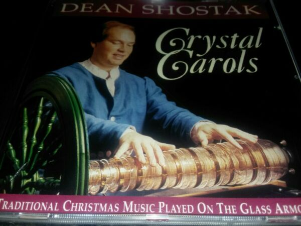 Dean Shostak Crystal Carols Music CD 1994 Dean Shostak Music NEW SEALED