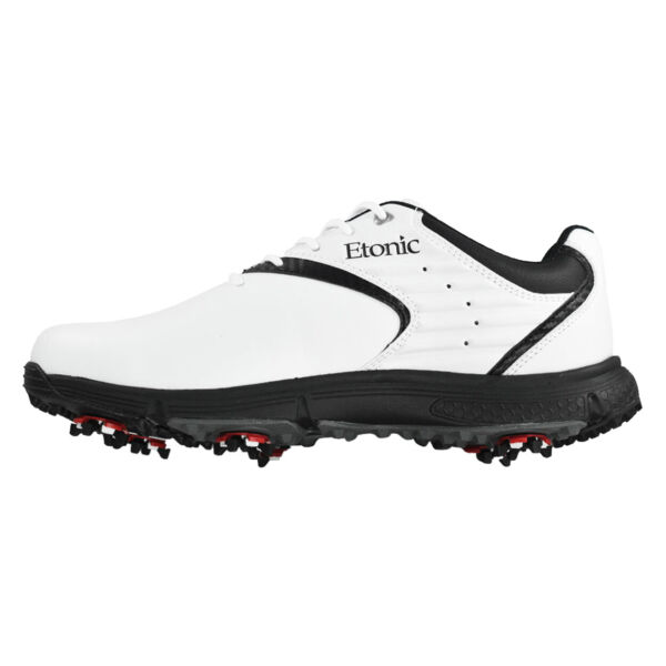 Etonic Men#x27;s Stabilite 6 Spike Waterproof Golf Shoe NEW