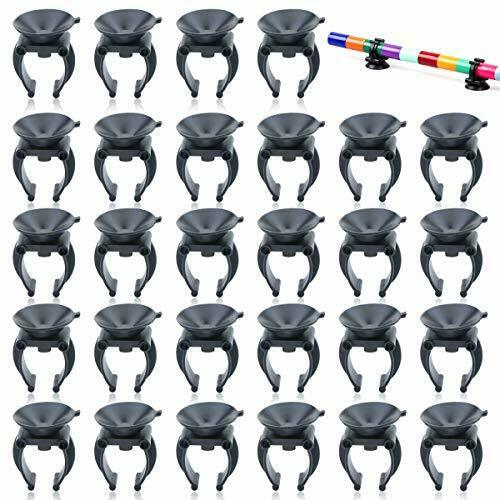 32 PCS Aquarium Heater Suction Cups Suckers Clips Dia Holders Clamps For Fish $15.31