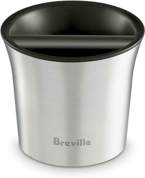 Breville BCB100 Knock Box Stainless Steel NEW in Box