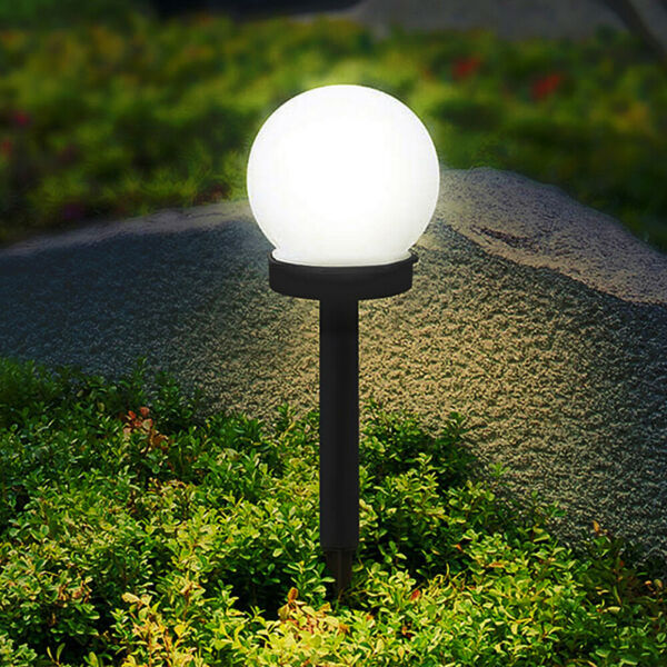 1pc Solar Lamp Lighting Tool for Pathway Outdoor Outside Simple
