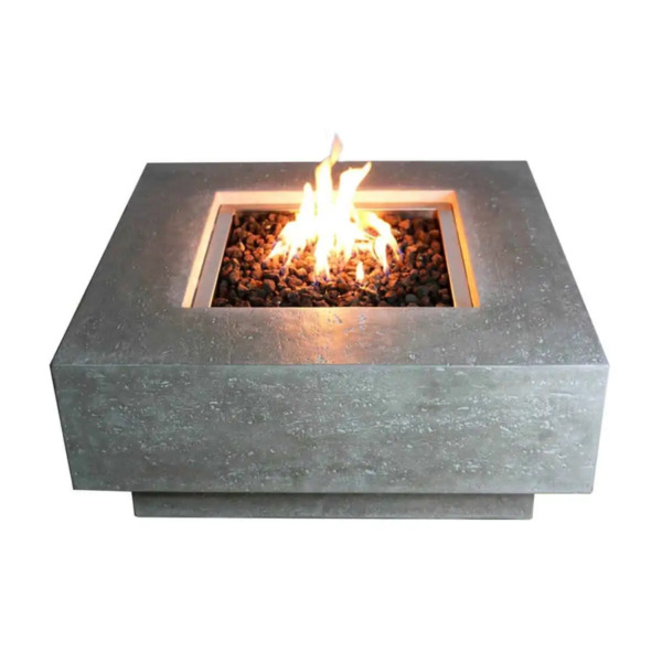 Elementi quot;Manhattanquot; Fire Table