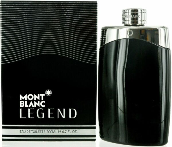 MONT BLANC LEGEND cologne for men EDT 6.7 oz New in Box