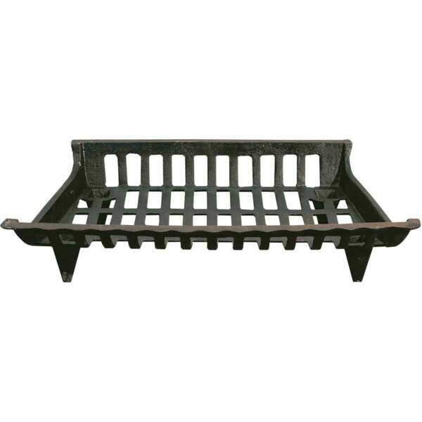 Home Impressions 24 In. Cast Iron Fireplace Grate FG 1002 1 Each