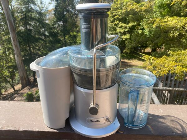 Breville JE98XL The Juice Fountain Extractor 850 W