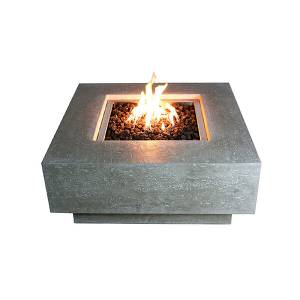 Elementi Manhattan Fire Table Propane
