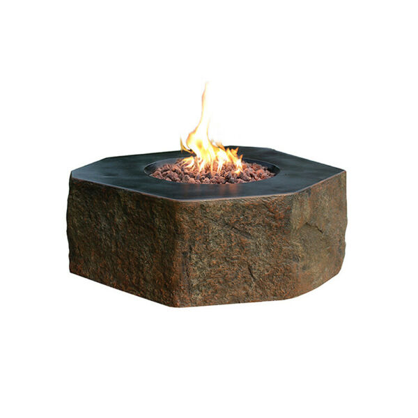 Elementi Columbia Fire Table Propane