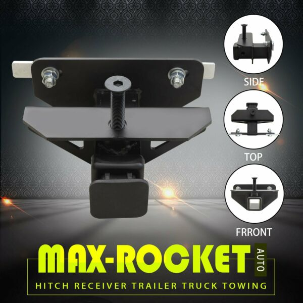 For 09 18 Dodge Ram 1500 2500 3500 Classic M Hitch Receiver Towing Trailer 2in $37.99