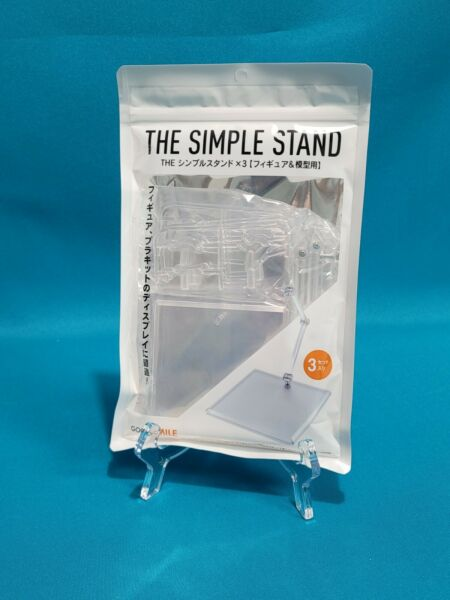 Good Smile Company Simple Stand x3 Figures amp; Models Figma Tamashii Replacement $30.00