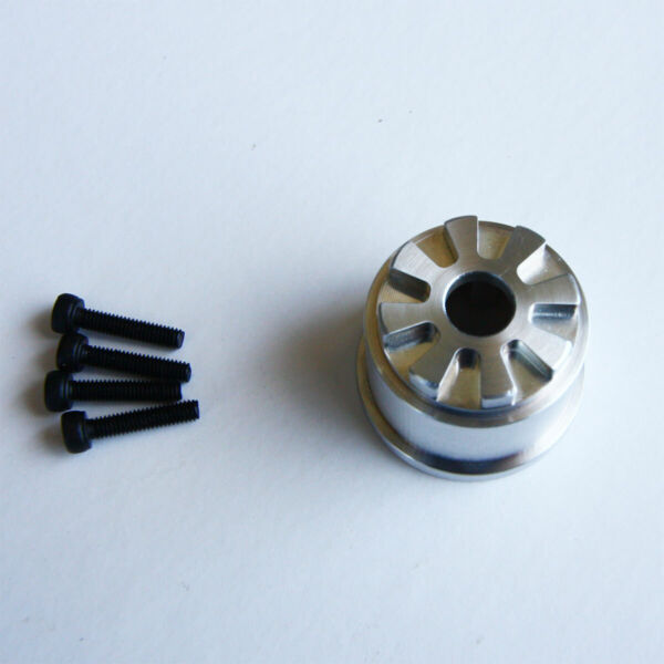 NEW LEM Traxxas Summit 1 10 Diff Cup 7075 Aluminum Differential