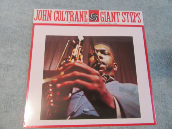 John Coltrane lp Giant Steps Vinyl record NEW SEALED jazz sax