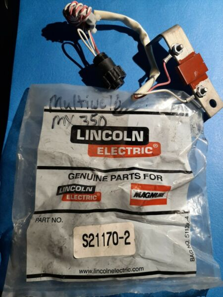 LINCOLN ELECTRIC PARTS SHUNT amp; LEAD ASBLY S21170 2 $99.99