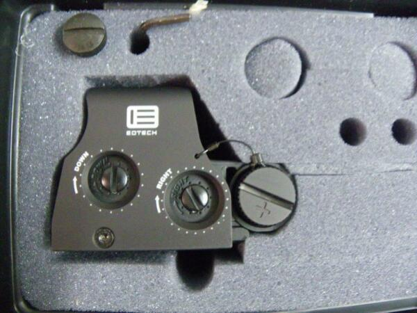 EOTech EXPS3 2 Holographic 2 1 MOA Red Dot Sight $479.00
